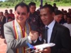 Timor-Leste receives for the first time the Sriwijaya Air