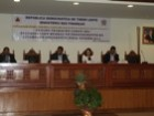 Seminar on the rules and procedures for the implementation of the State Budget 2014