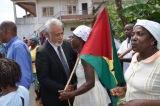 PM em Visita de Trabalho a Sao Tome e Principe – nas ruas de sao Tome_PG