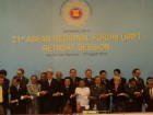 Timor-Leste chairs the 12th Southwest Pacific Dialogue Meeting, at Myanmar