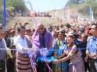 Vice Prime Minister inaugurates the bridge Koeluil Maklau