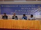 SECOMS organiza colóquio sobre Jornalismo de Investigação