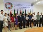 Vice-Ministro dos Negócios Estrangeiros e Cooperação recebeu estudantes vietnamitas