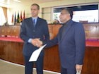 Prime Minister delivers statement of assets to the Anti-Corruption Commission