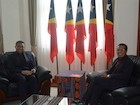 Prime Minister meets with President of the Republic