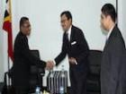 Primeiro-Ministro recebe visita do Embaixador da Indonésia