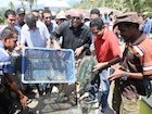 Government attended the fish collection in Ulmera