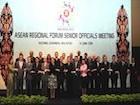 Vice-Ministro dos Negócios Estrangeiros em reunião de alto nível  do Fórum Regional da ASEAN