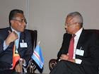 Timor-Leste's bilateral relationships strengthened by meetings at the United Nations