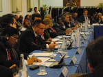 Minister Ivo Valente takes part in the IX International Congress of Ministers of Justice