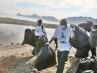 Clean-up Campaign on local beaches