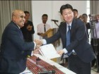 Government signs largest non-oil Investment Agreement with TL Cement