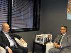 Minister of Justice meets in Lisbon with representative of ASEAN