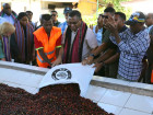 Prime Minister accompanies coffee production in Ermera