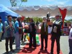 Ministério das Obras Públicas reabilita a estrada de Díli-Manatuto-Baucau