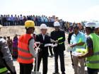 Ministério das Obras Públicas fez início simbólico da construção da ponte Comoro III