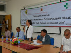 Ministry of Health invests in training for a better administration