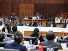 2017 Budget Proposal under discussion in the National Parliament