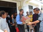 Apoios a 15 famílias de Comoro afetadas pelos desastres naturais
