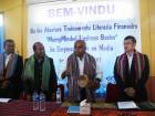 Ministro da Agricultura e Pescas inspeciona programas de diversificação económica
