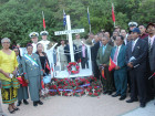 Government attends to ANZAC Day