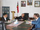 Coordination meeting for economic reform and development