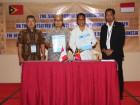 Timor-Leste e Indonésia fazem reuniões de alto nível sobre a fronteira terrestre
