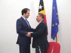 Timor-Leste assina dois novos acordos de cooperação com a União Europeia