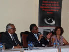 Side Event on Health highlights progress and discusses next steps