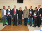 Investor Certificates presented at a side event during the Agenda 2030 Conference