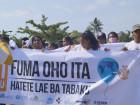 Timor-Leste comemora Dia Mundial sem Tabaco