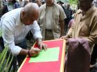 Governo inaugura abrigo histórico de Wasa-Diga