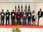 "Presentation ceremony for the ""Portrait of the mandate of the Sixth Constitutional Government"" on the 4th of August, at the Ministry of Foreign Affairs and Cooperation"