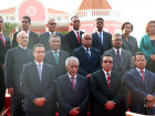 Seventh Constitutional Government is sworn in