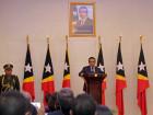 Presidente da República anuncia dissolução do Parlamento