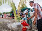 Primeiro-Ministro inaugura sistema de abastecimento de água potável em Pante Macasar