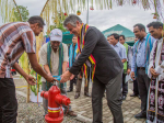 Prime Minister inaugurates drinking water supply system in Pante Macasar