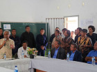 Government met with Teacher Council of the 28 of November General Secondary School