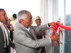 Governo inaugura Centro de Informação Turística