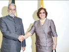 Minister of Justice meets with Minister of State Coordinator of Social Affairs, Justice and Strengthening of India