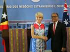 Australia's Foreign Minister Visits Timor-Leste