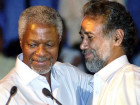 National Parliament approves vote of condolences on the death of Kofi Annan and pays homage to Sergio Vieira de Mello
