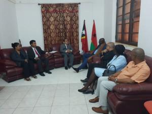 2 300x225 Missão de Apoio de Timor Leste ao Processo Eleitoral na Guiné Bissau inicia primeira fase