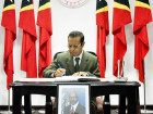 Government signs book of condolences in memory of Kofi Annan
