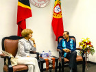 Secretary of State for Foreign Affairs and Cooperation of Portugal visits Timor-Leste