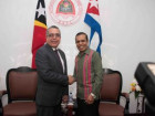 First Deputy Minister of Foreign Affairs of the Republic of Cuba visits Timor-Leste