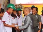 117 graduates receive certificates in the maritime industry and civil construction sectors