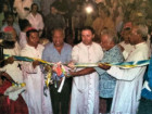 Inauguration of the new buildings of the Episcopal Palace and the Ecclesiastical Chamber of the Diocese of Maliana