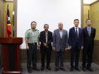 Government met with the Chinese Ambassador