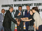 Timor-Leste launches a compact development team with the United States' MCC